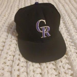 Colorado Rockies hat